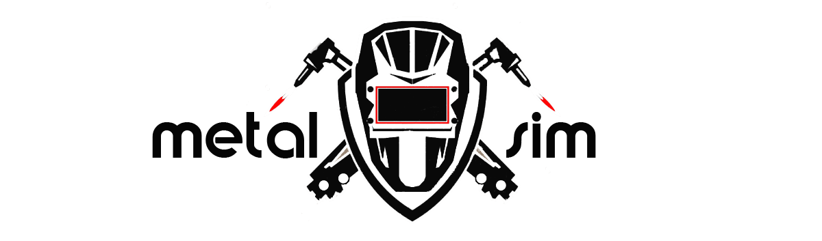 metal sim logo